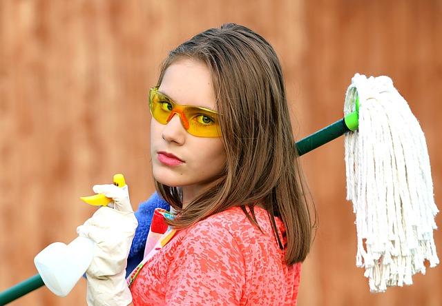 Przeprowadzka Sprzątanie